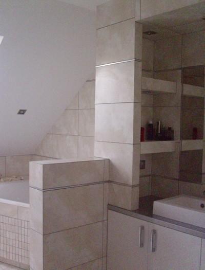 łazienka poddasze
